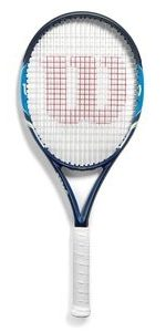 wilson ultra 100 intermediate tennis player