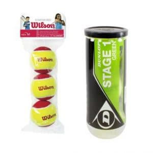 best beginner tennis balls