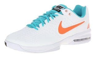 The Nike Air Max Cage Has A Durable Xdr Outsole That Gives You Unrivalled Ility When Moving Across Court And Hitting Your Shots