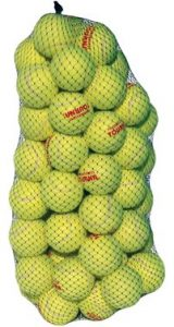 pressureless tennis balls vs regular tennis balls