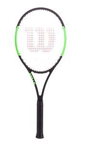 wilson blade 98 tennis racquet for intermediate