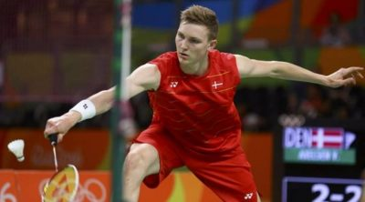 viktor axelson best badminton player
