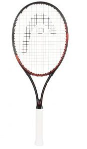 comfortable Head tennis racquet