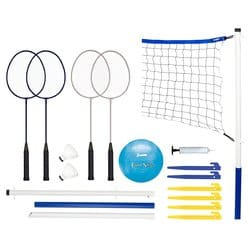 badminton set on amazon