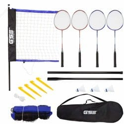 best badminton set