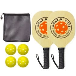 Amazing Aces pickleball paddle