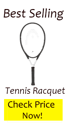Head Ti S6 best selling tennis racquet