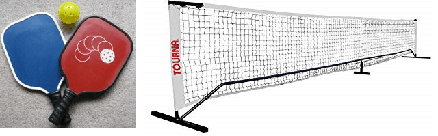 required pickleball equipment