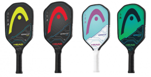 A Comprehensive Guide on Head Pickleball Paddles