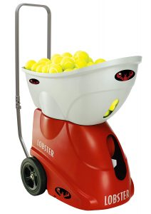 Lobster Sports Elite 2 Tennis Ball Machine Review