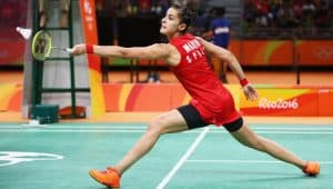 Badminton Olympics Journey