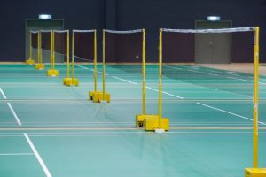 How Tall Is A Badminton Net (And The Net Dimensions)