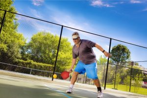 What Is A Dink Shot In Pickleball (How To Hit It & When To Use It)